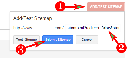 Submit Your Sitemap Part-4