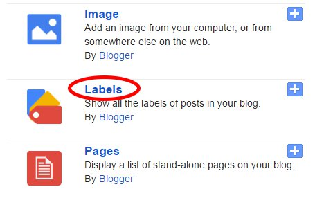 Blogger Me Label Ka Use Kaise Kare Post Categories Ke Liye