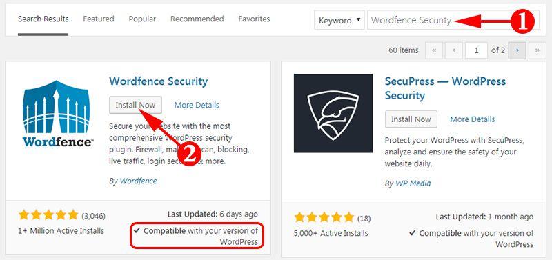 Search Your WordPress Plugin