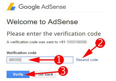 Enter Your Verification Code