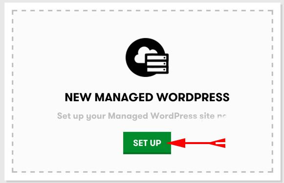 New-managed-WordPress-install-karain