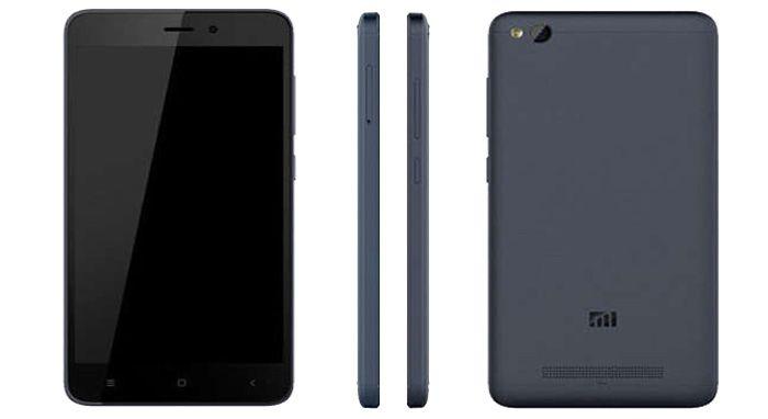Xiaomi Redmi 4A Specifications