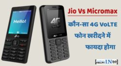 Jio Vs Micromax 4G VoLTE phones