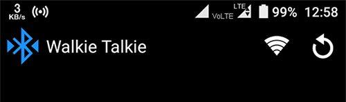 Kare Lifetime Unlimited Call Bluetooth Walkie Talkie Se