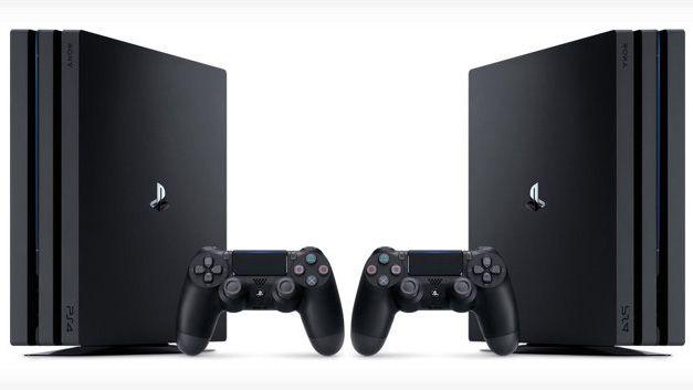 PS4 Pro Ke Features