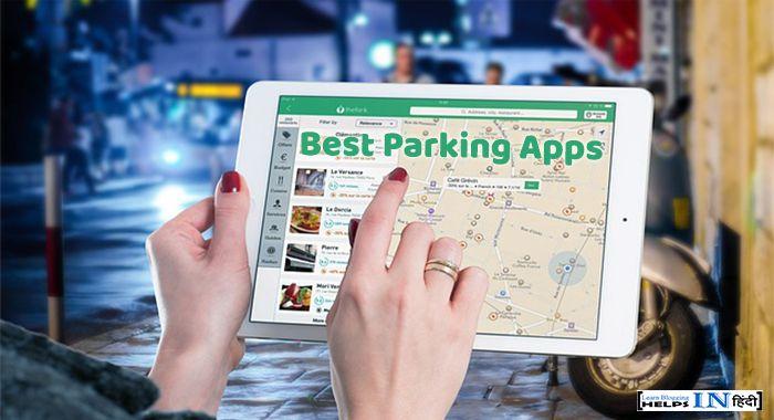 5 Best Parking App