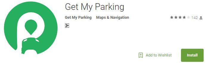 Get My Parking