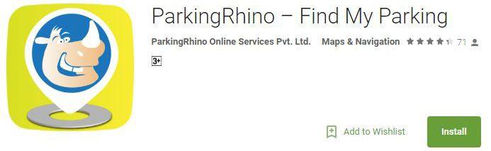 ParkingRhino