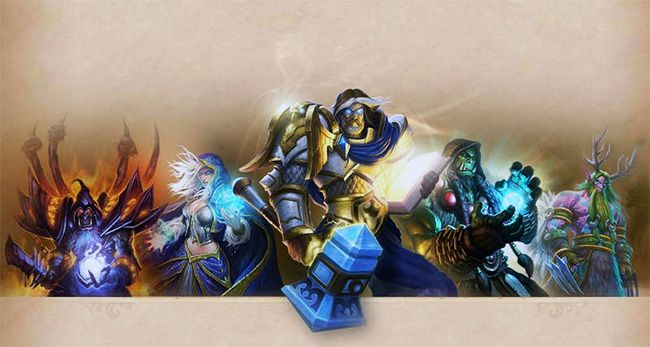 hearthstone heroes game