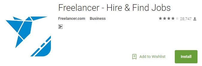 Freelancer - Hire & Find Jobs App