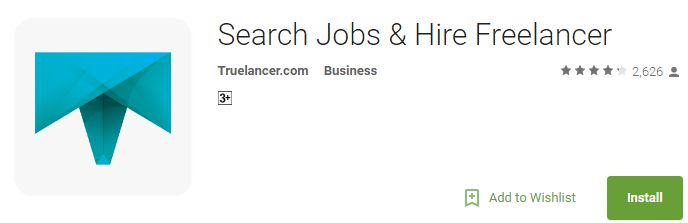 Truelancer.com - Search Jobs & Hire Freelancer