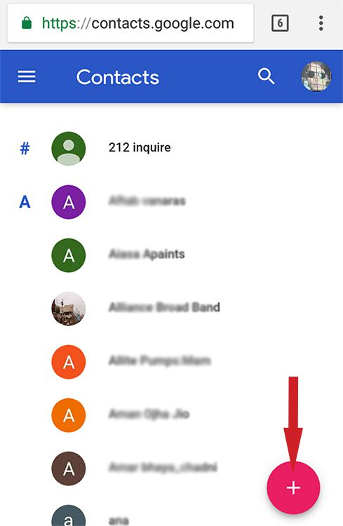 how to add number to gmail account on phone