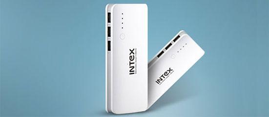 Intex it-pb11k power bank 11000 mAH
