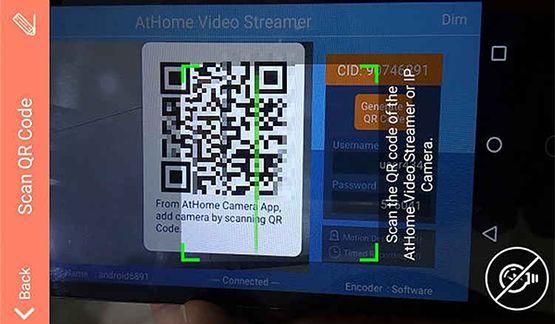Athome-qr-code-scan-kare