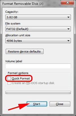 Format-and-repair-pen-drive