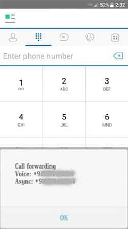aapka phone koe track to nahi kar raha hai