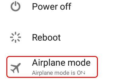 flight-mode-on-off-kaise-kare