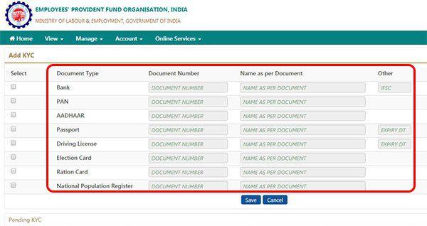 Apna KYC Status check kare