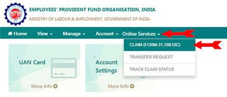online-EPF-withdrawal-option-select-kare