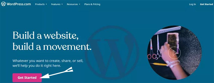 wordpress-get-started
