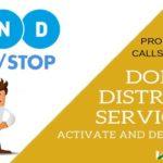 DND service kaise Activate aur Deactivate kare