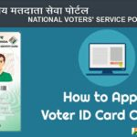 Voter ID Card online apply hindi