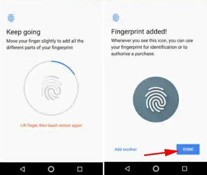 Android Phone Me Fingerprint Lock Kaise Lagaye
