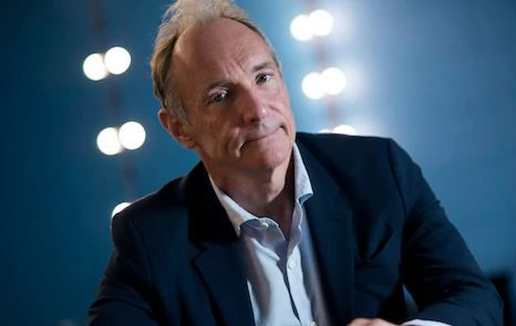 Sir Tim Berners Lee - Father of the Web
