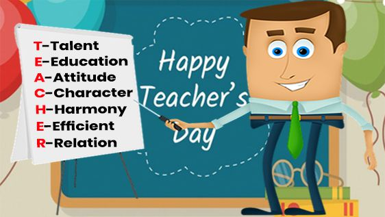 Happy Teachers Day meaning