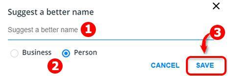 Truecaller me apna correct name type kare