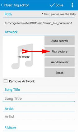 mp3 gane par photo lagane wala apps
