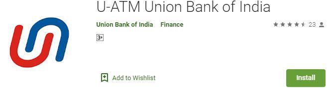 U-ATM Union Bank of India