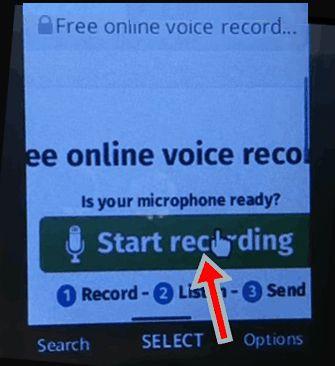 Jio phone mein aawaj recording kaise Karen