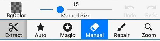 Background Eraser App Tools
