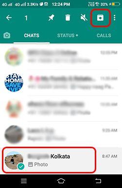 whatsapp secret chat