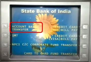 account balance transfer