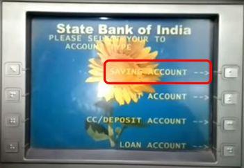 saving account