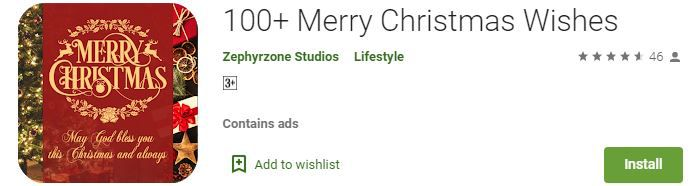 100+ Merry Christmas Wishes